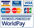 Payments Powered by WorldPay